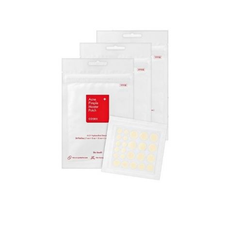 COSRX – ACNE PIMPLE MASTER PATCH (3 SHEETS)